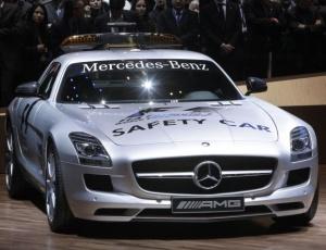 A estreia do novo safety car da F-1 pode ajudar a trazer mais emoção à corrida em Melbourne