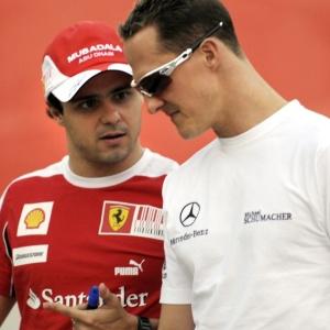 Após assumir posto de diretor, Massa ajudou a convencer Schumacher à reintegrar a GPDA