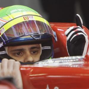 Felipe Massa assegurou que não atrapalhou Jenson Button de propósito no treino em Mônaco