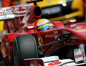 Felipe Massa nos treinos para o GP de Mônaco; brasileiro foi o quarto colocado na última etapa