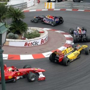 Circuito de Mônaco é conhecido pelo 'charme'