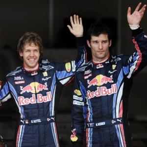 Para o consultor Helmut Marko, Vettel tem sido mais prejudicado que Webber na Red Bull