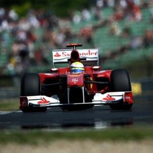 Felipe Massa ficou com a quarta colocação e está em sexto na classificação do Mundial
