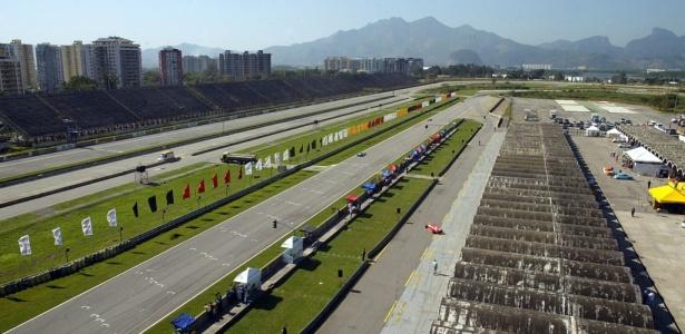 Autódromo de Jacarepaguá será desativado para dar lugar às principais arenas esportivas