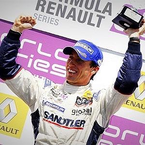 Esteban Guerrieri, piloto argentino que negocia um assento na F-1 em 2011 com apoio do governo