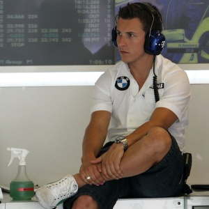 Christian Klien já foi piloto de testes da BMW