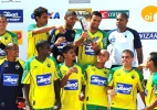 Brasil enfrenta seleção do mundo para manter hegemonia nas areias