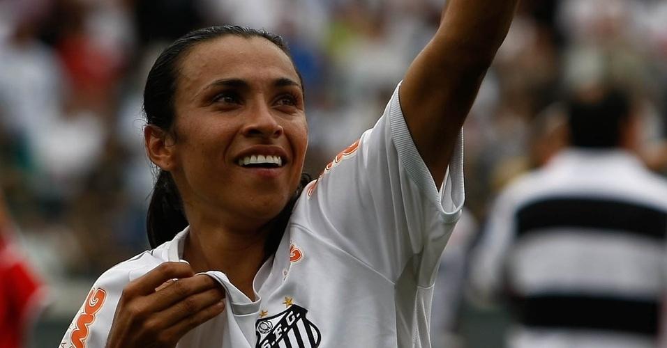 Marta é convocada para disputar 1º jogo no Brasil após o Pan do Rio