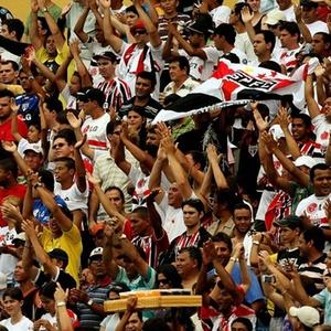 Torcida tricolor deve lotar o estádio do Morumbi mais uma vez na Libertadores contra o Inter