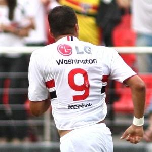 Washington cresceu no final da temporada, quando marcou seis gols nos últimos três jogos do time