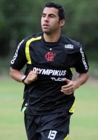 Maldonado foi titular do meio-campo do Fla em 2009