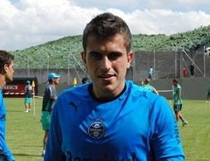 Marcelo Grohe acredita no reencontro com a boa fase a partir de bons resultados diante do Goiás