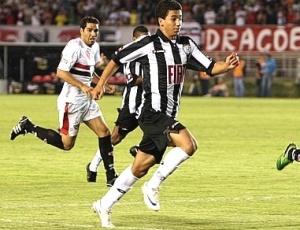 Renan Oliveira demonstra confiança na disputa por posição no meio-campo do Atlético-MG