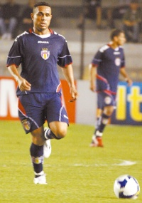 Val Baiano, jogador do Barueri