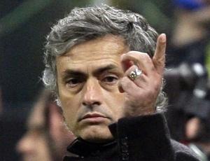 Mourinho foi multado depois de mais uma confusão