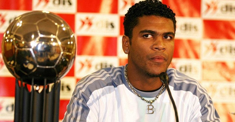 Breno - jogador do Bayern de Munique