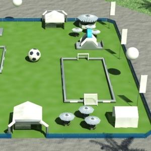 Corinthians irá inaugurar o parque temático na apresentação oficial de Roberto Carlos, em 2010
