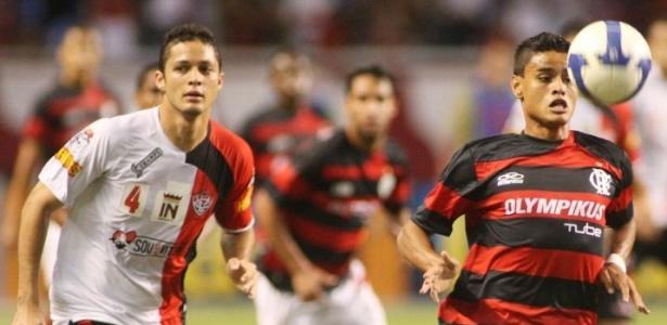 Anderson Martins, zagueiro do Vitória