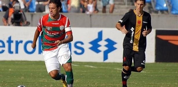 Marco Antônio, volante da Portuguesa