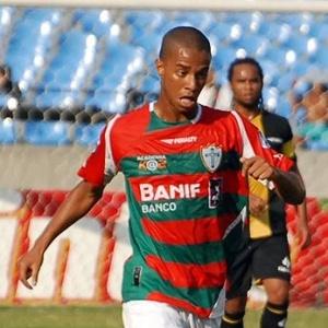 Rafael Silva, atacante da Portuguesa