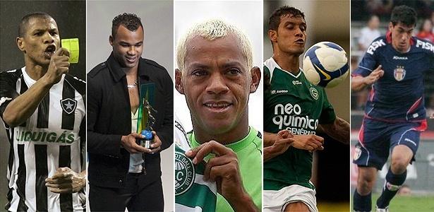 Reforços do São Paulo