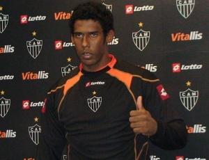 Goleiro Aranha diz que pré-temporada do Atlético-MG em Araxá fará bem ao elenco do clube