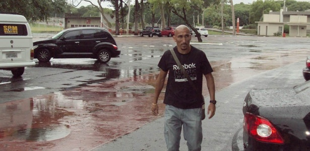 Guiñazu chega ao Beira-Rio e põe fim a polêmica