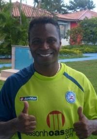 Edílson está confirmado no Bahia pelo treinador Renato Gaúcho