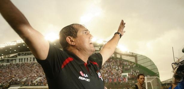 Muricy Ramalho foi tricampeão brasileiro com o São Paulo entre 2006 e 2008 - Ricardo Nogueira/Folha Imagem