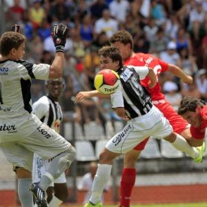 Inter de Porto Alegre empatou o xará de Limeira e foi eliminado da Copa São Paulo de futebol júnior