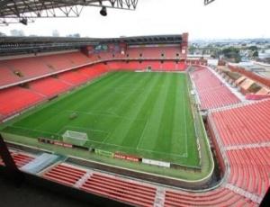 Indicada para sediar jogos da Copa de 2014, Arena da Baixada terá que ser concluída e sofrer reformas