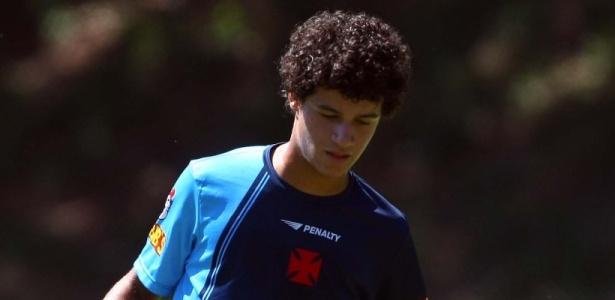 Coutinho foi formado no Vasco