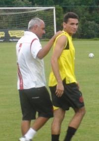 Ronaldo Angelim deverá ficar na reserva do Flamengo para quarta