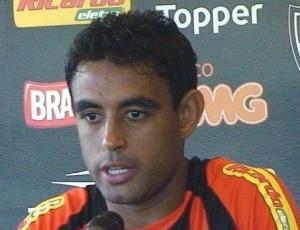 Werley é o único jogador revelado pela base do Atlético-MG que deve ser titular com Luxemburgo