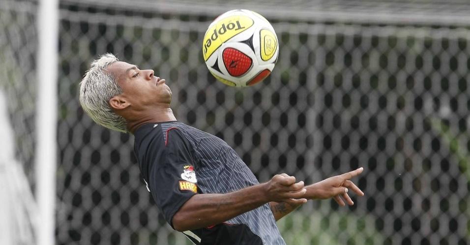 São Paulo divulga numeração oficial, e Marcelinho Paraíba é o novo camisa 11