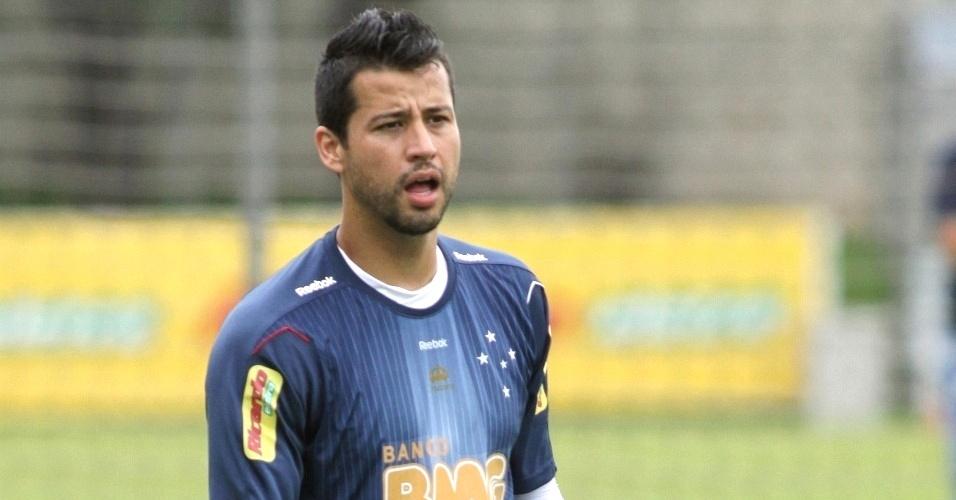 Fábio vai se igualar a Dida no Cruzeiro
