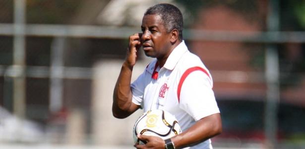 Andrade foi técnico do Flamengo na conquista do Brasileirão de 2009