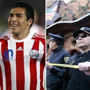 Atacante paraguaio Salvador Cabañas é baleado no México