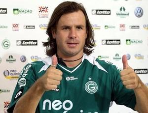 Marcão chega com o Goiás atravessando uma crise, sem treinador e na lanterna do Estadual