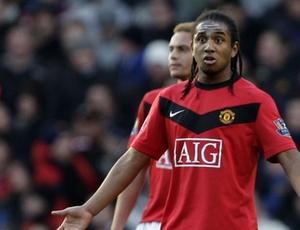 Anderson não compareceu ao treino de segunda e pode sair do Manchester United ainda este mês