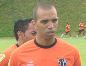 Diego Tardelli quer aprimorar a forma física para entrar 100% na fase de mata-mata do Mineiro