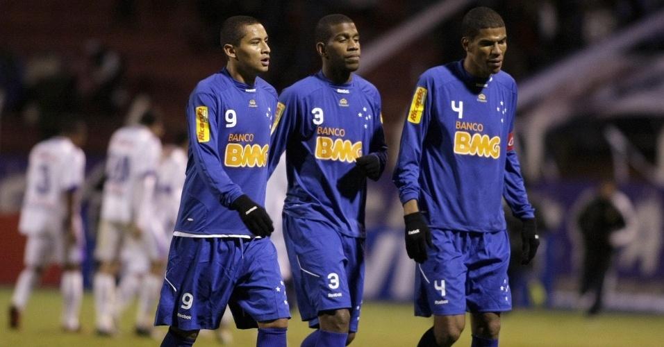 Após abrir o placar com Wellington Paulista, Cruzeiro cede empate ao Real Potosí na partida de ida da primeira fase da Libertadores