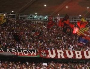 Torcida do Flamengo deverá comparecer em bom número no jogo com o São Paulo, no Maracanã