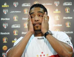 Sonho de consumo no São Paulo, Cleber Santana não agradou e está a caminho do Fluminense