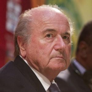 Blatter manda advertência à federação de Brunei