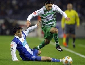 Lance da vitória do Porto por 3 a 0 sobre o Naval, pela 18ª rodada do Campeonato Português
