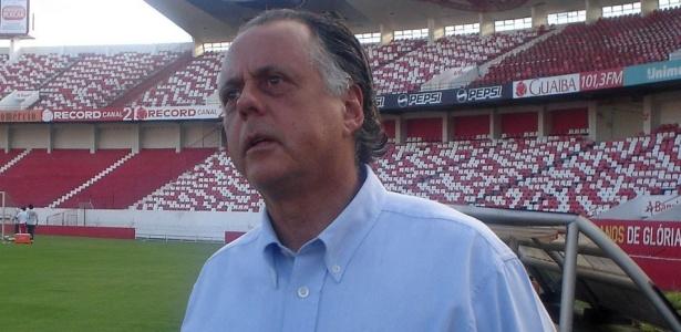Fernando Carvalho foi um dos responsáveis por lançar Pato no Internacional