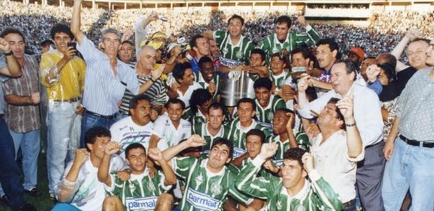 Palmeiras pode acabar com jejum de 22 anos neste domingo - Folha Imagem