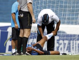 Lesão de Lúcio pode fazer com que Anderson Pico a seja reintegrado ao elenco principal do Grêmio