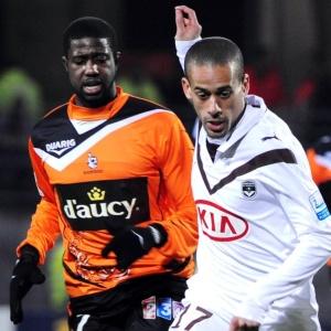 O brasileiro Wendel atravessa uma ótima fase no Bordeaux, fazendo muitos gols pela equipe